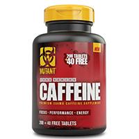 Mutant Nutrition Caffeine 240 Caps